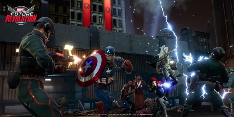 Image: Marvel Future Revolution (Facebook)