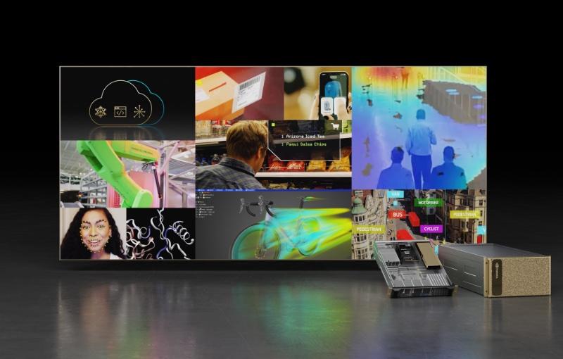 The NVIDIA AI Launchpad will arrive this summer. Image courtesy of NVIDIA.