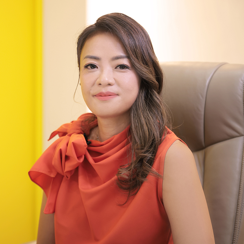 Xanne Leo, Founder and CEO of Gorilla Mobile.