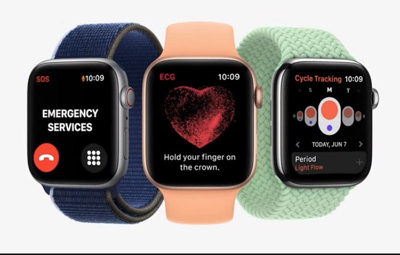 watchOS 8 will be arriving this Fall.