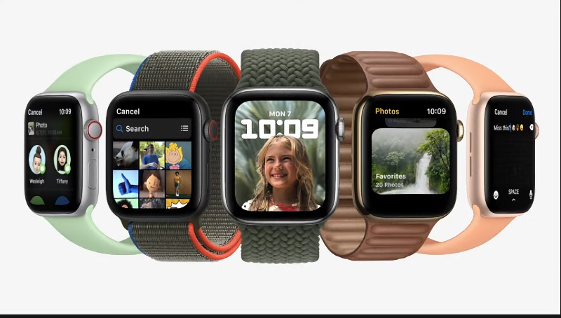 The Photos app on the Apple Watch will so do a lot more.