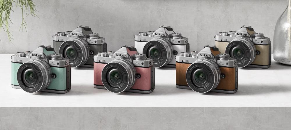 The Nikon Z fc in its premium colours. (Image source: Nikon)