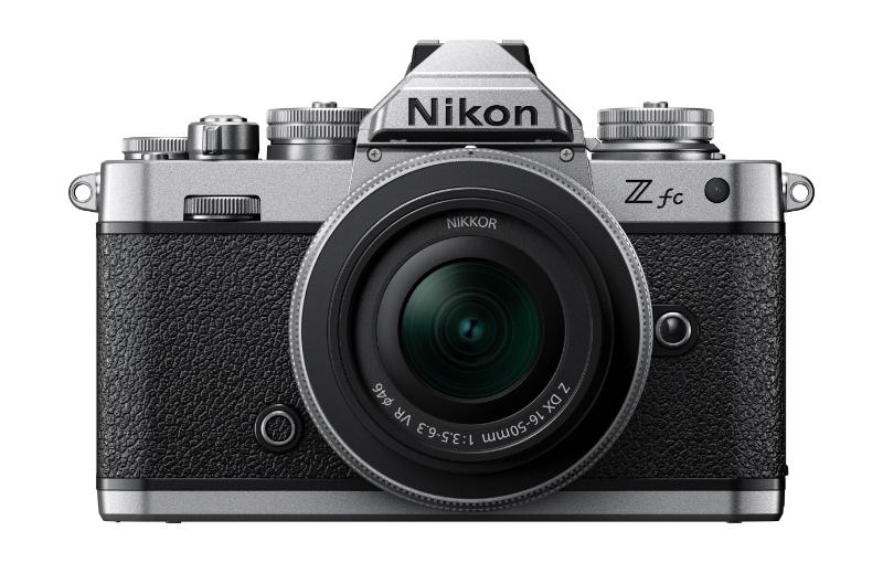 The new Nikon Z fc. (Image source: Nikon)