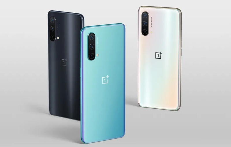 The OnePlus Nord CE 5G. <br>Image source: OnePlus