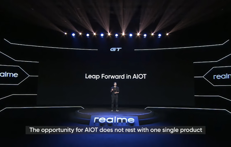 Realme is revamping its AIoT strategy.