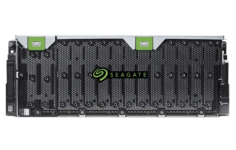 Besides self-healing, the drives are also encrypted for secure file transfers. Image courtesy of Seagate.