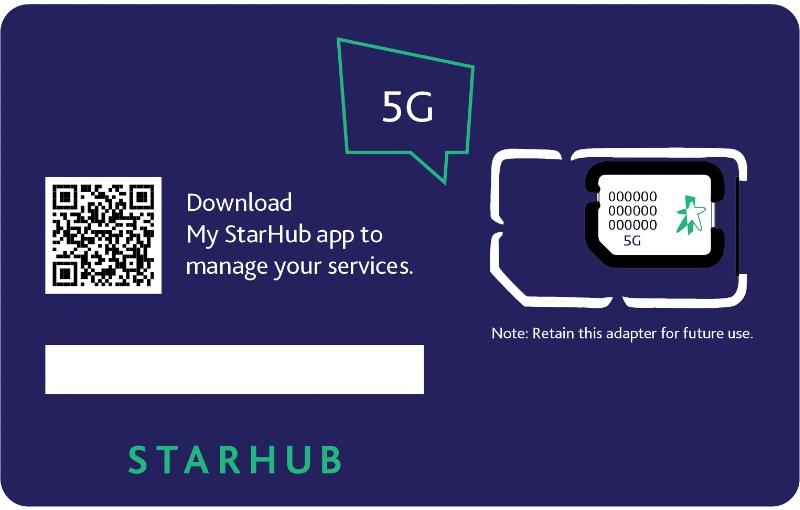 Sign up now for the launch bonus extra data. Image courtesy of StarHub.