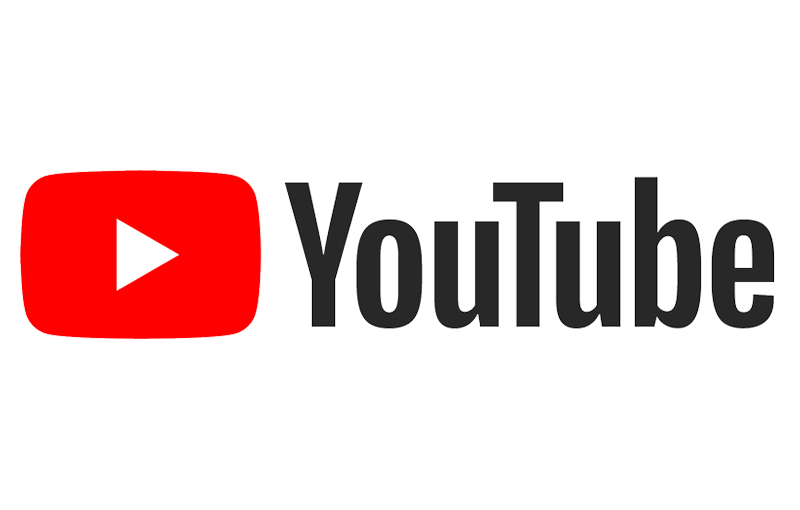 Picture of YouTube logo.