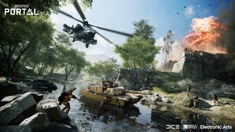 Image: Electronic Arts, Ripple Effect Studios
