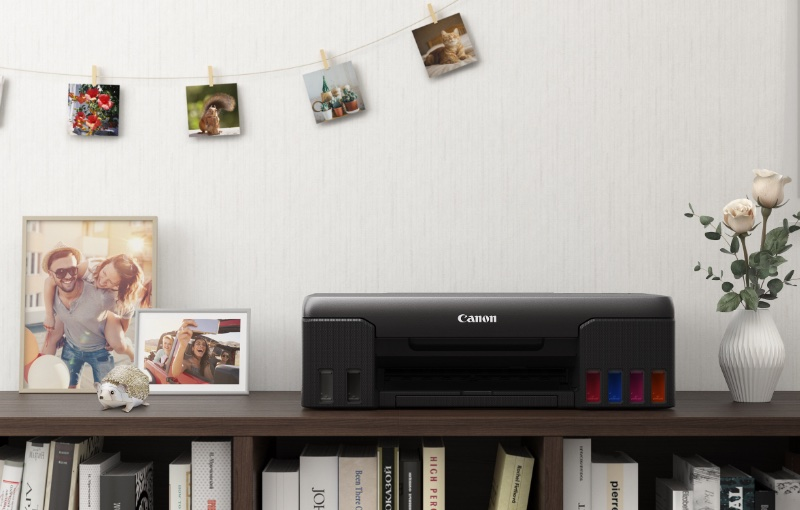 The Pixma G570 only prints though. Image courtesy of Canon.