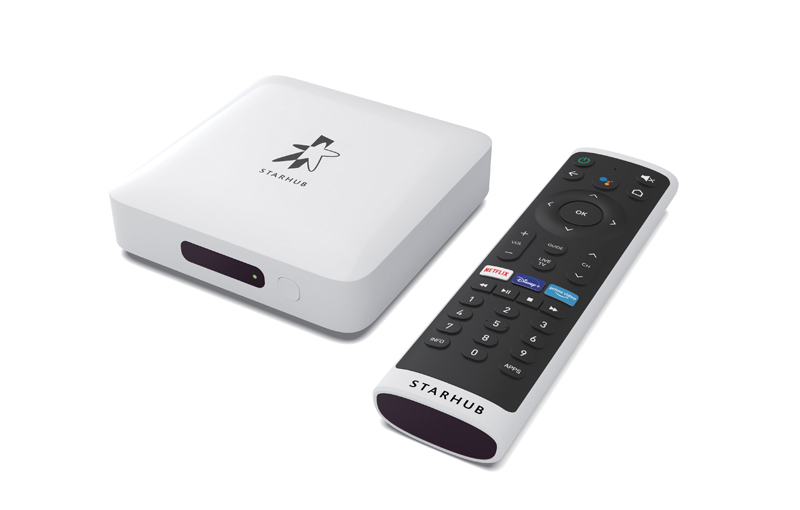 Very soon, this StarHub TV+ set top box will be one of the few street-legal media boxes tucked under your hood.