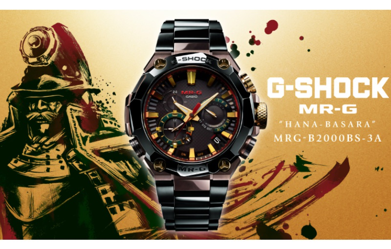 Because of the toughness, only a few models could be made a day. Image courtesy of Casio.