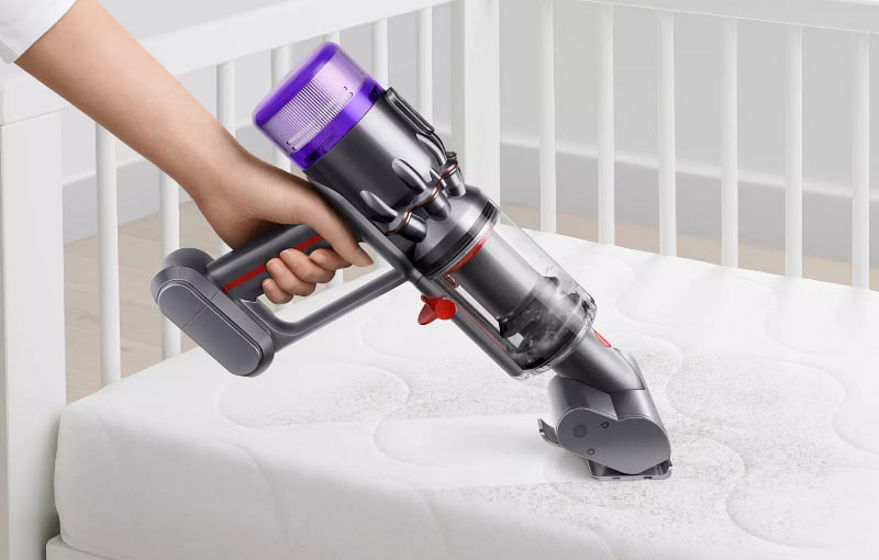 The new Dyson Micro 1.5 vacuum cleaner. (Image source: Dyson)