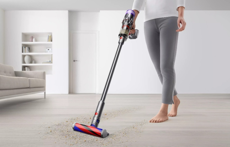 The new Micro Fluffy head. (Image source: Dyson)