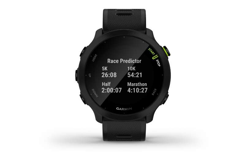 Some of the running information at your fingertips. Image courtesy of Garmin.