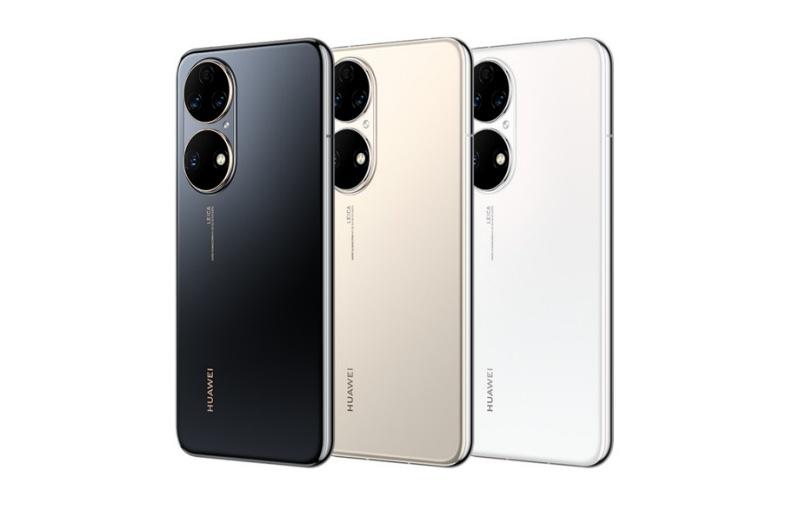 The Huawei P50. <br>Image source: Huawei