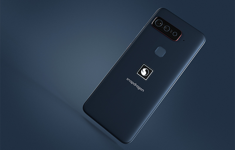 Qualcomm Smartphone for Snapdragon Insiders by ASUS.