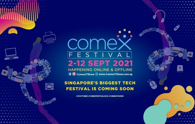 Get your wallets ready for some great Comex deals this September. Image courtesy of Comex.