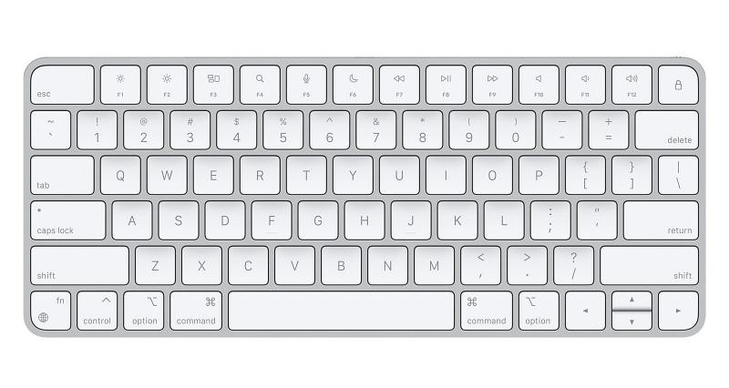 Magic Keyboard. <br>Image source: Apple