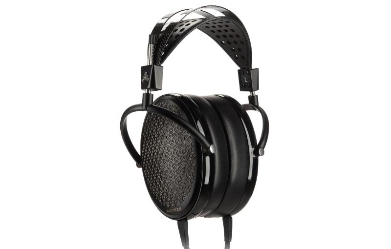 The Audeze CRBN electrostatic headphone. (Image source: Audeze)