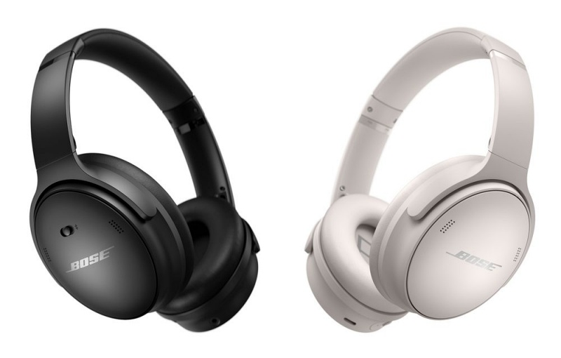The Bose QuietComfort 45. <br>Image source: Bose