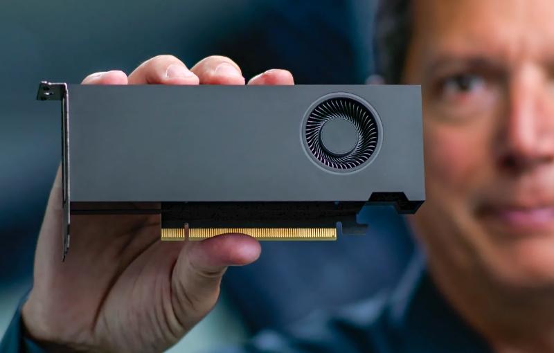 NVIDIA RTX A2000 (Image source: NVIDIA)