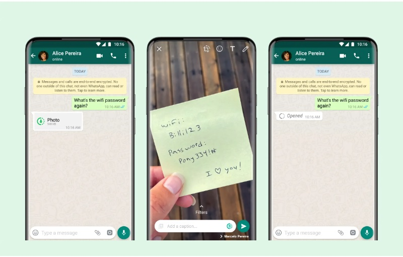 This feature was promised by WhatsApp earlier in the year. Image courtesy of WhatsApp.