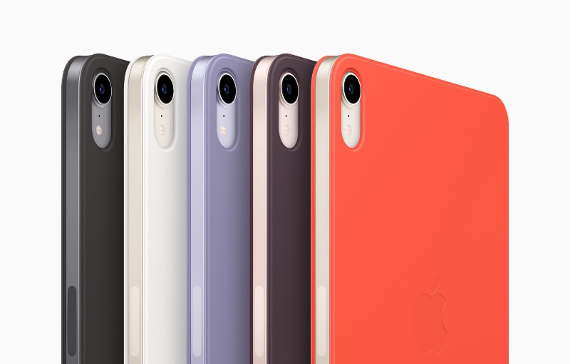 The smart folio is a new accessory coming from Apple. Image source: Apple