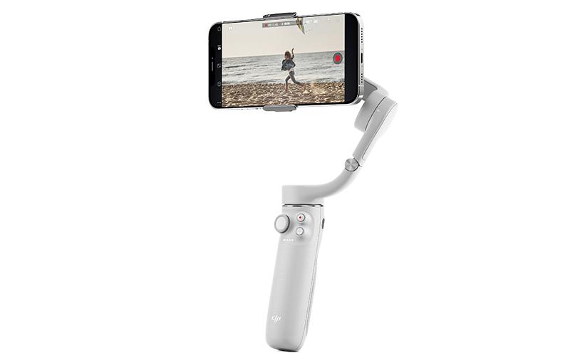 DJI OM 5 smart smartphone gimbal (Athens Grey).