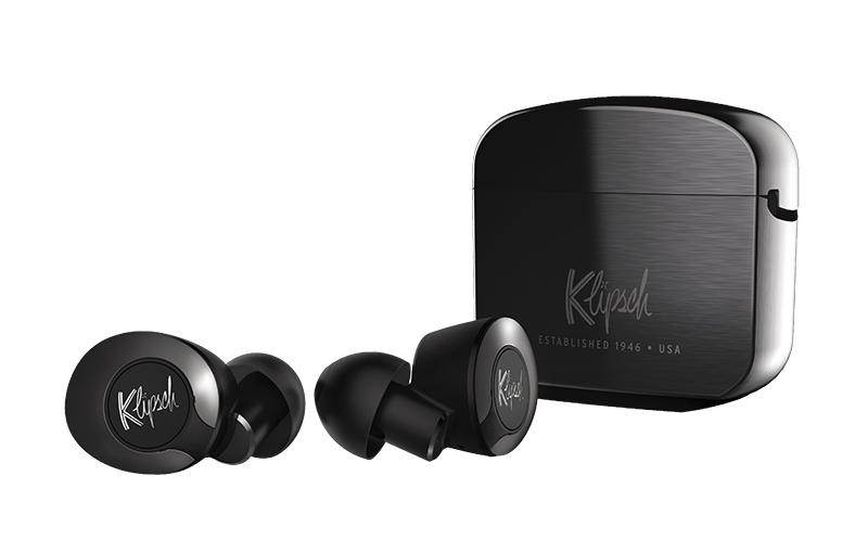 Klipsch T5 II ANC True Wireless.