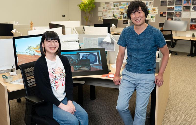 Sakurai Taiki & Ishidate Namiko (Image: Netflix)