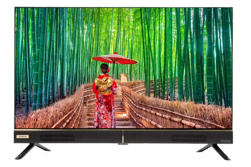 The Aiwa 32-inch AW-LED32G7K Android TV. (Image source: Aiwa)