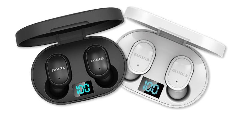 Aiwa AT-X80E II earbuds. (Image source: Aiwa)