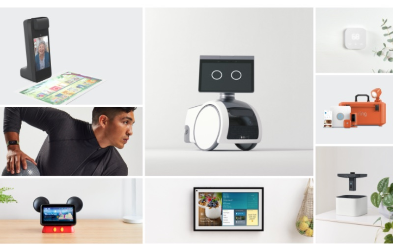 The devices launched last night. Image source: Amazon.