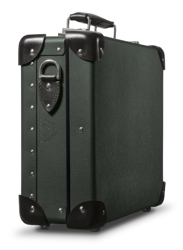 The special handcrafted Globe-Trotter case that the camera comes in. (Image source: Leica)