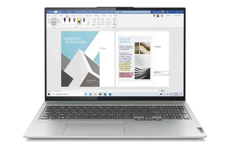 Lenovo Yoga Slim 7 Pro (Image source: Lenovo)