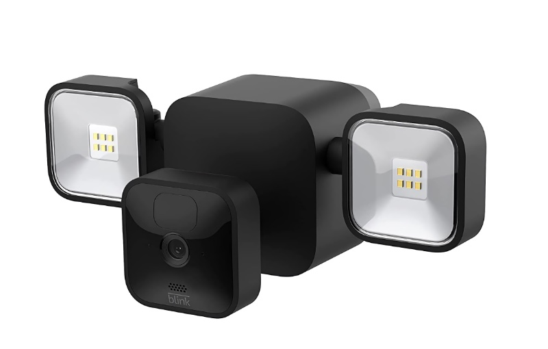 The Blink Outdoor can be supplied limitless energy for constant coverage.