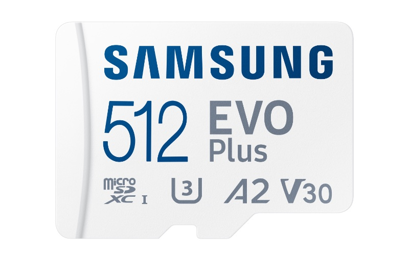 The EVO Plus delivers reliability and stability. Image source: Samsung.