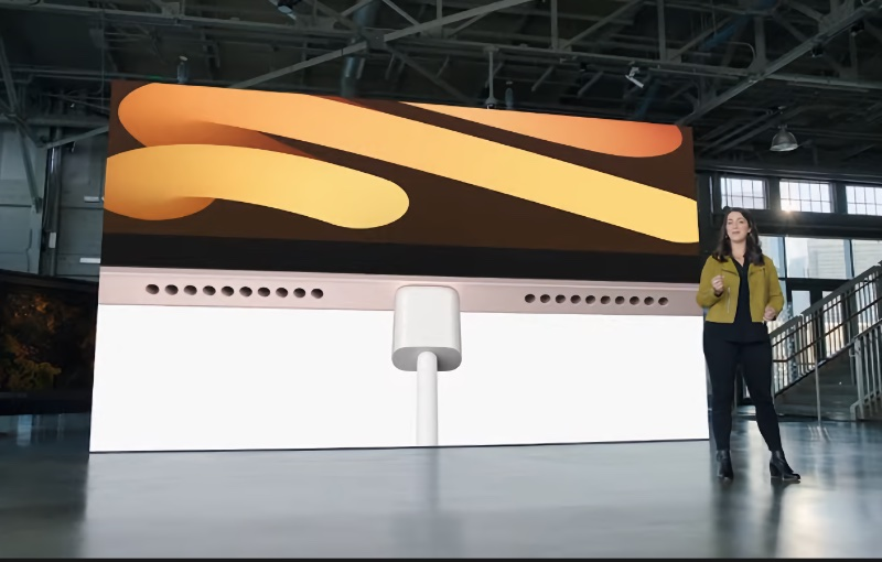 The iPad mini 6 now uses USC-C connectivity. Image source: Apple.