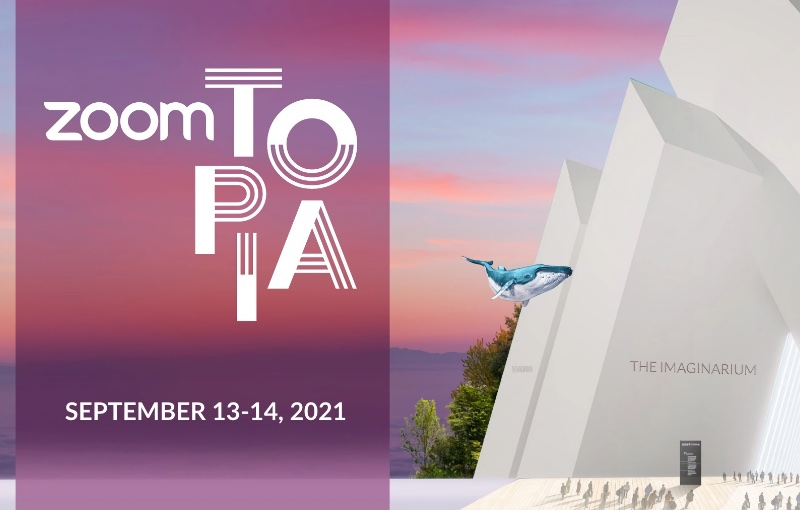 Zoomtopia is Zoom's annual conference where they showcase upcoming enhancements to the app.