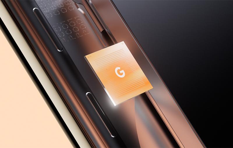 Google Tensor chipset.