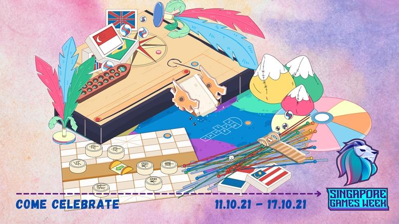 Image: Singapore Games Association