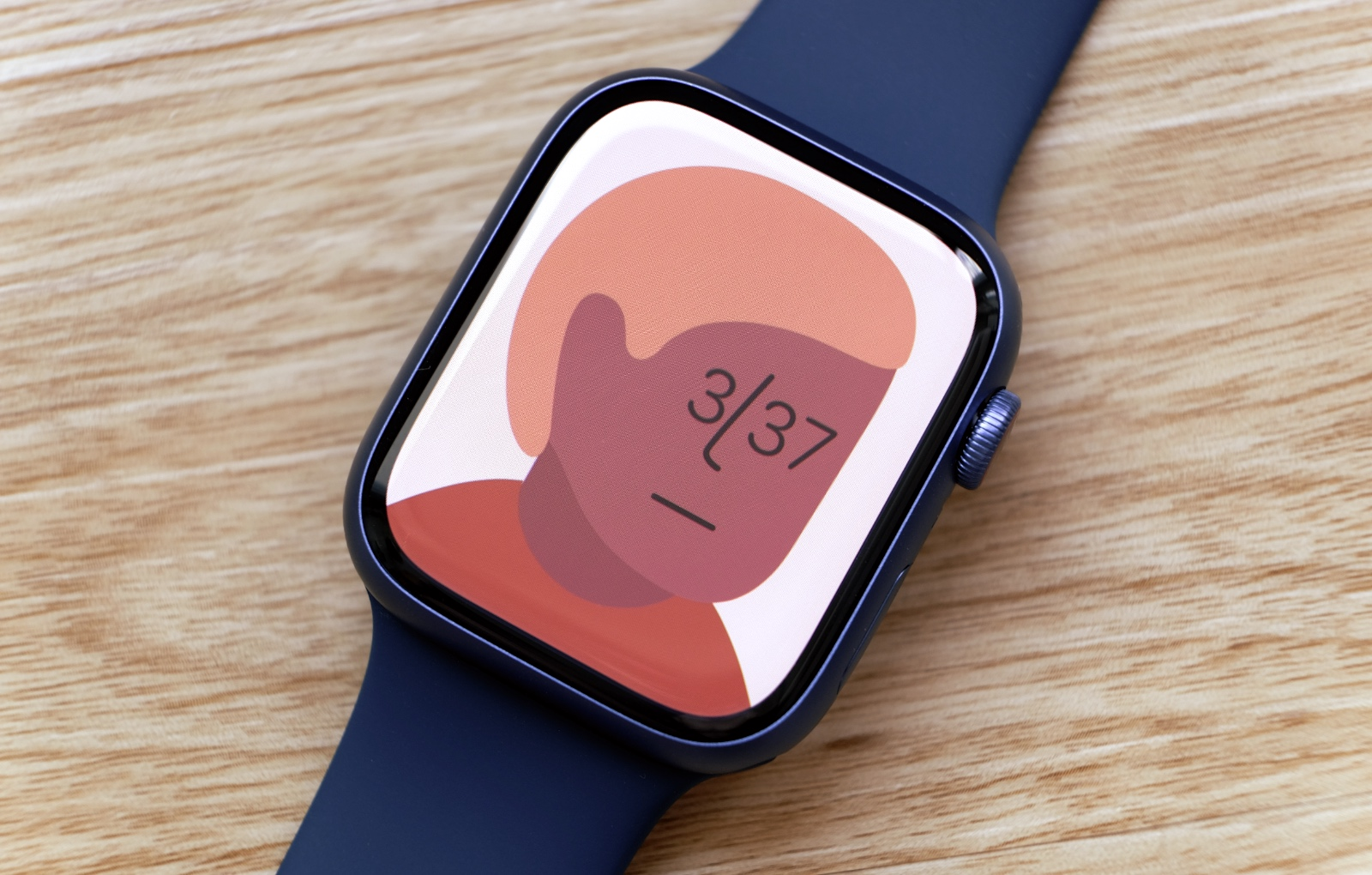 The new Series 7 is unmistakably an Apple Watch but it has a larger display and minor design tweaks.