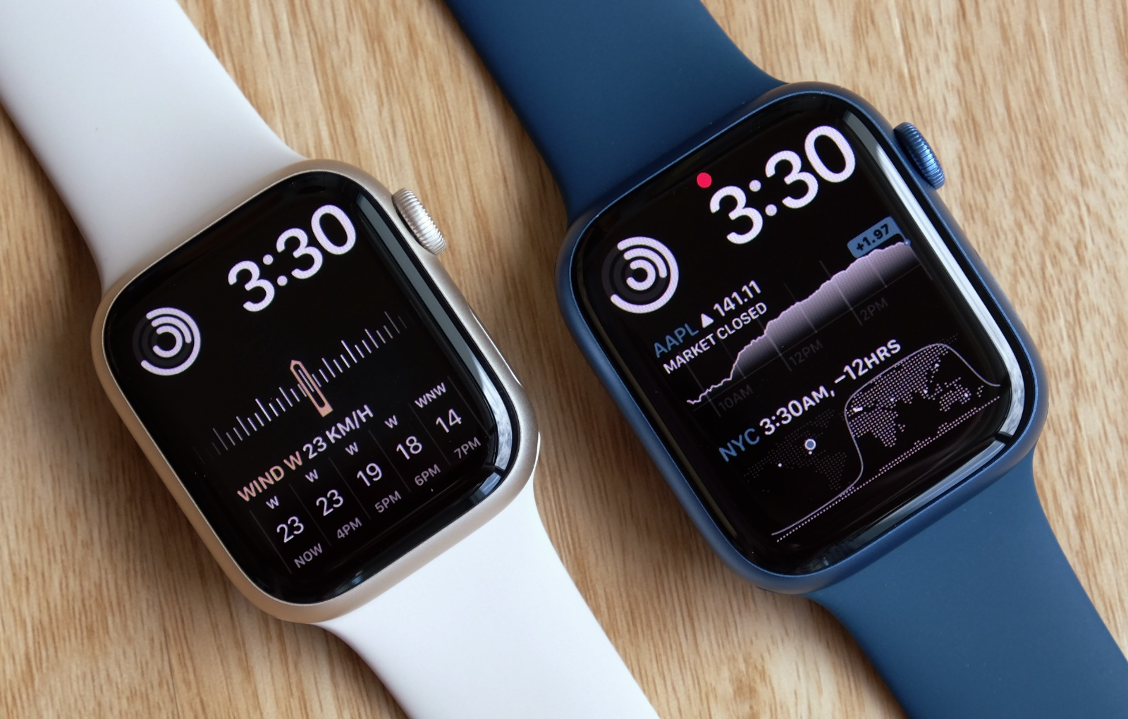 The new Series 7 watches may not be groundbreaking but the larger display helps and they are the best smartwatches you can get if you are an iPhone user.