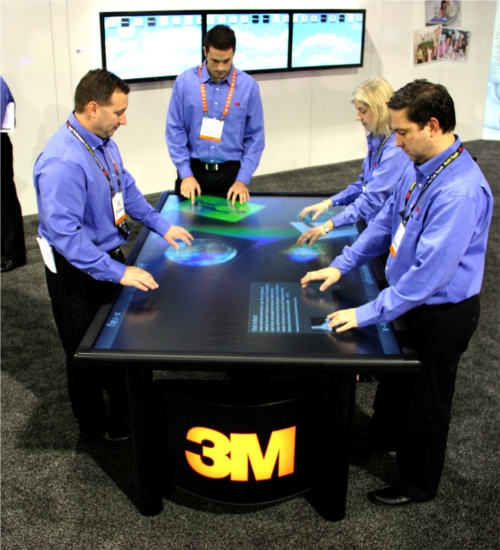 Image source: 3M Touch Systems