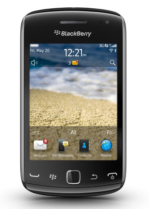 "The BlackBerry Curve 9380 is RIM's first ever full touch screen Curve device. It has 3.2"" display and comes pre-installed with social networking apps. With the Bold 9790, the Curve 9380 supports Near Field Communications (NFC) as well, but that will depend on whether retailers and telcos can work together towards a payment ecosystem that works for all parties."