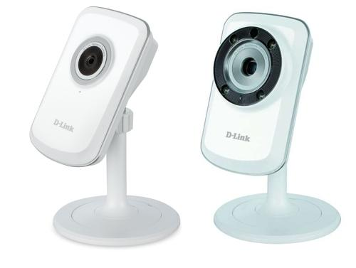 D-Link Cloud Camera 1050 (DCS-931L); D-Link Cloud Camera 1150 (DCS-933L) (Image Source: D-Link)