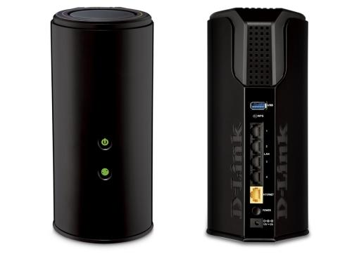 D-Link Wireless AC1750 Dual Band Gigabit Router (DIR-868L) (Image Source: D-Link)