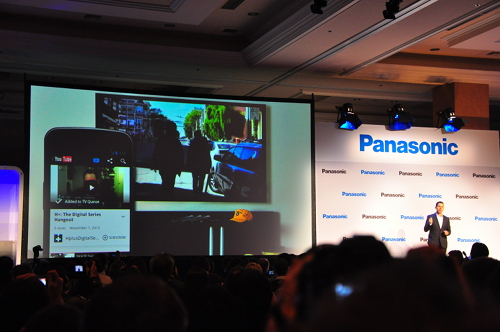 Panasonic's 2013 Smart Viera Plasma and LED/LCD HDTV Lineup