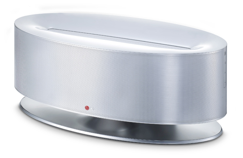 ND8630 Dual Docking Speaker